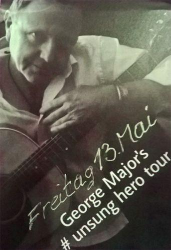 George Major LIVE 13 Mai 2016